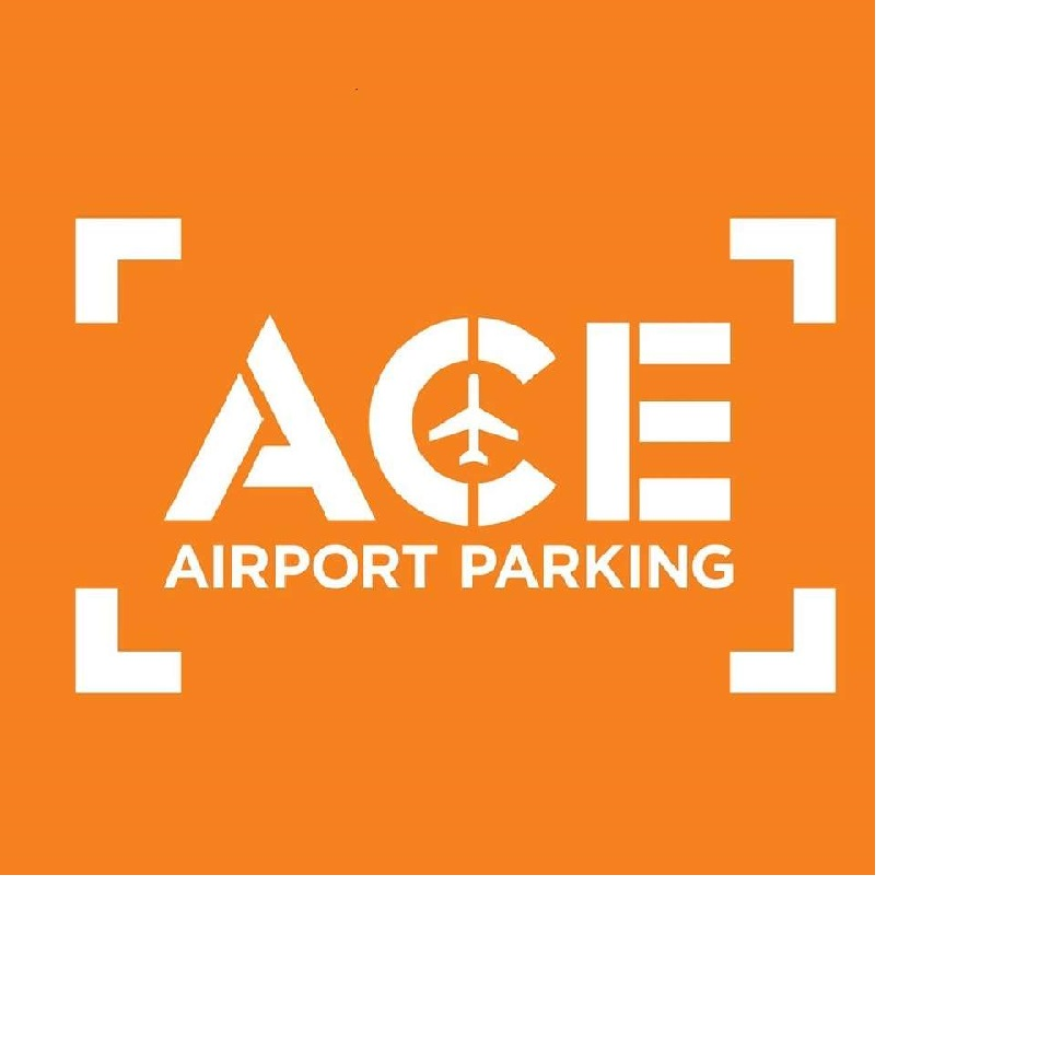 Logo for ACE Airport Parking