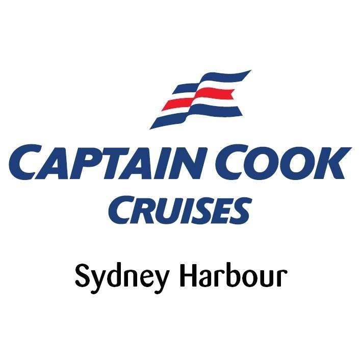 Logo for Captain Cook Cruises