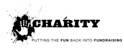 Logo for Charity Paintball