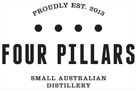 Logo for Four Pillars Gin
