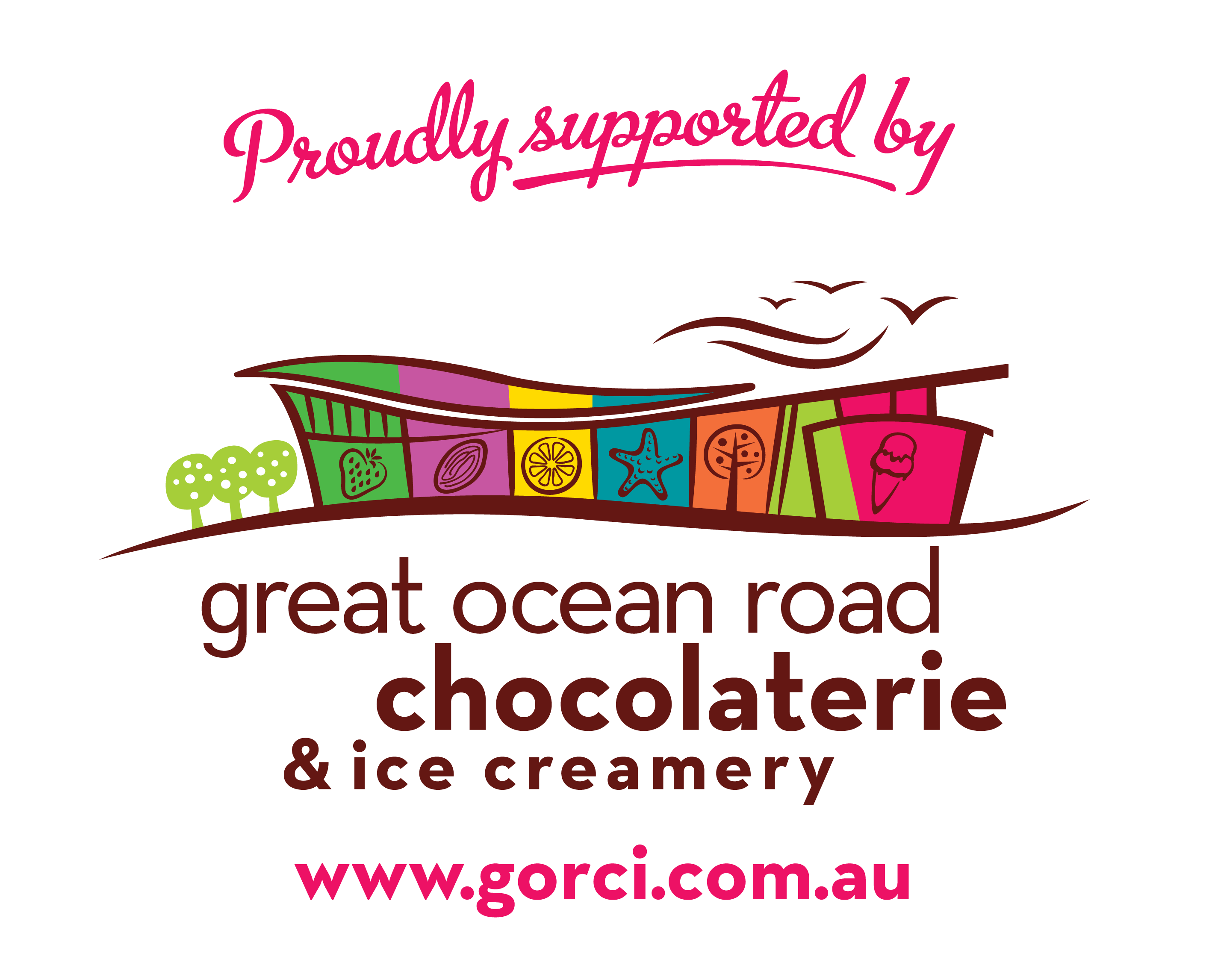 Logo for Great Ocean Road