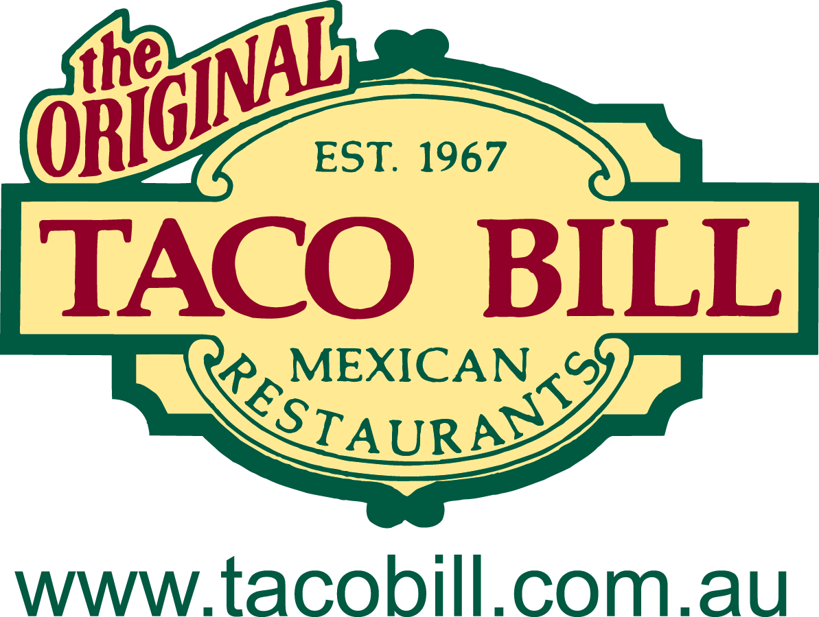 Logo for Taco Bill