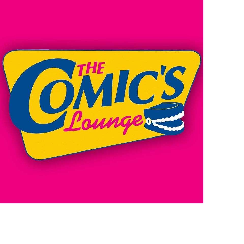 Logo for The Comic's Lounge