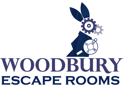 Logo for Woodbury Escape Rooms