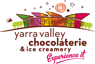 Logo for Yarra Valley Chocolaterie
